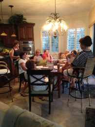 Mentor Moms meeting