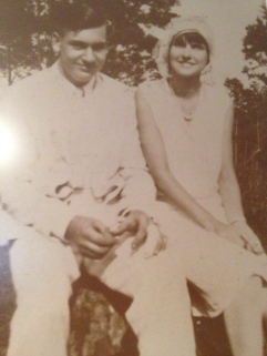 I love this picture of my grandparents taken when they were dating.