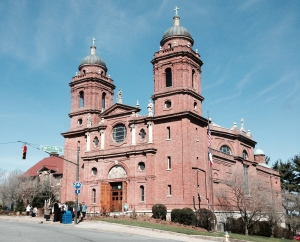 Basilica of Saint Lawrence in Asheville, NC