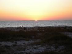Sunny Day Sunset