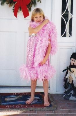 Pink Flapper
