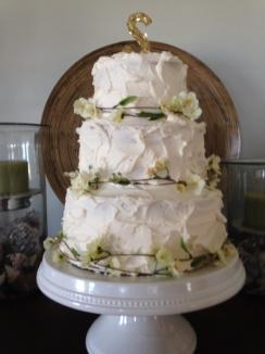 Sanders Wedding Cake