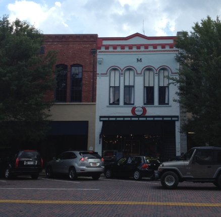 Downtown Thomasvile