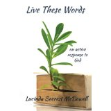 Lucinda Secrest McDowell examines 40 vibrant words from the Word