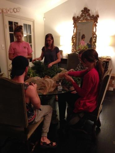 Plucking Herbs