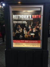 Beethoven's Ninth!