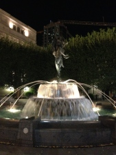 Nashville Fountain