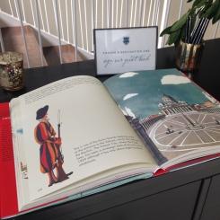 A Unique Guestbook