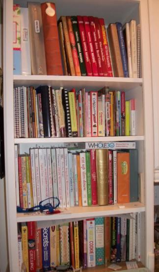 Too many cookbooks