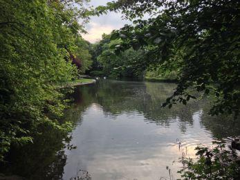 St. Stephens Green Park, Dublin