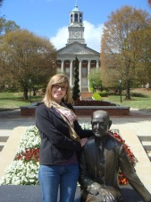 Mr. Beeson at Samford