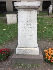 Paul Revere Memorial