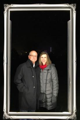Christmas Lights at Botanical Gardens