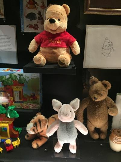 Winnie-the-Pooh Memorabilia