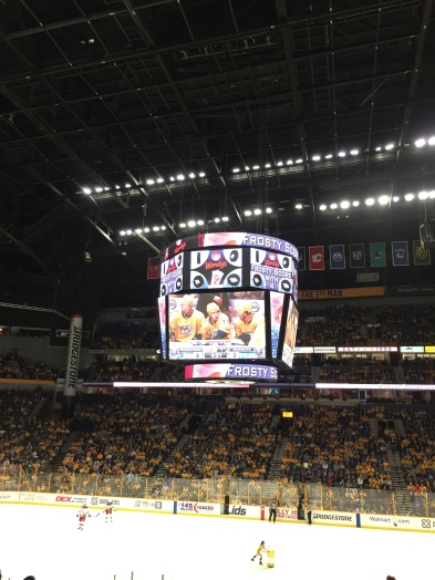 Preds Score 4 - Free Frosties For All