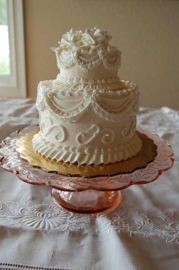 Wedding Cake for William and Kate;s Wedding Watching Party