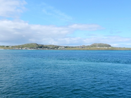 Going to Iona With Family