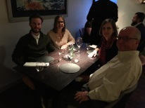 Dinner with Family at The Three Chimneys