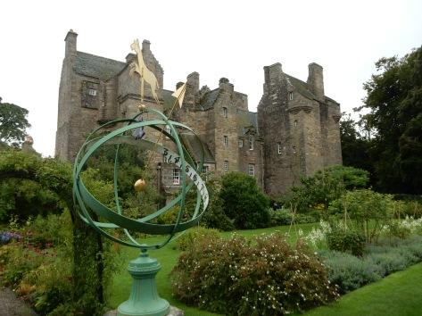 Kellie Castle From the Garden