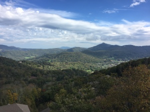 View from Sugar Mountain