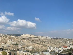 Bethlehem and Shepherds' Field