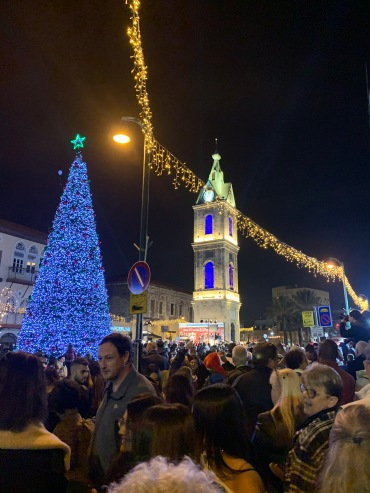 Christmas in Jaffa