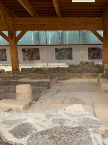 Ruins of First Century Synagogue, Magdala