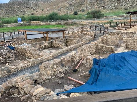 Archeological Excavation Magdala