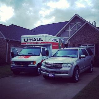 Leaving Tuscaloosa