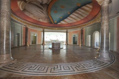 Women's Atrium Duc In Altum, Magdala