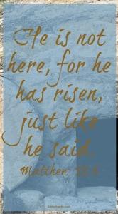 Pinterest empty tomb
