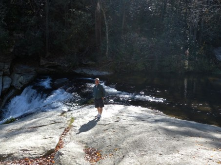 Elk River Falls