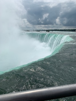The Brink of Niagara Falls