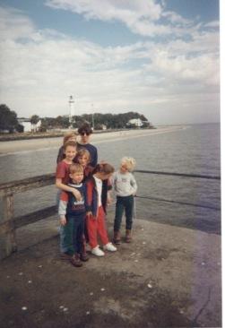 Oyster Roast 1995