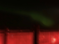 Northern Lights At Sea